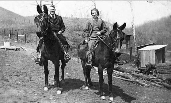Early Ag and Home Demonstration Agents